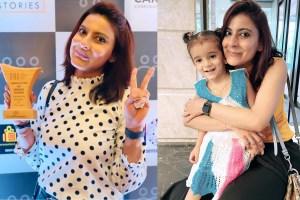 Niti Vakharia Kharwar Bags Parenting Blogger of The Year Award