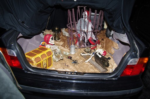 pirate trunk or treat