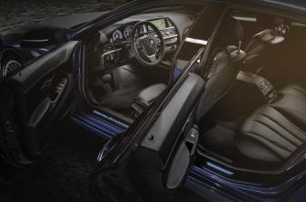 2015 BMW ALPINA B6 xDrive Gran Coupe 5