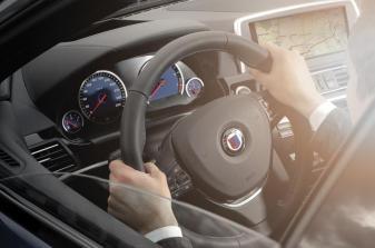 2015 BMW ALPINA B6 xDrive Gran Coupe 7