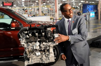 Ford Invests $500 Million