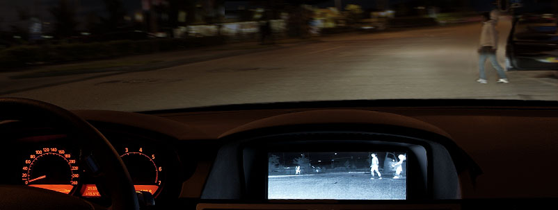 Bmw Night Vision Technology Spreading To Other Models