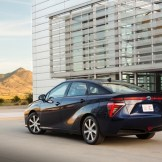 Toyota Mirai Fuel Cell Vehicle
