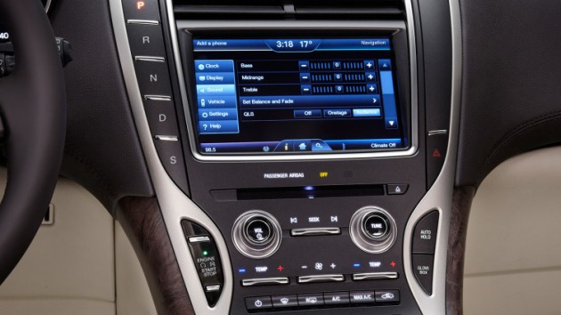2016 Lincoln MKX Overview The News Wheel
