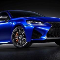 Lexus GS F Front Side