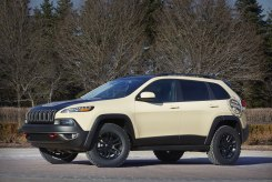 2015 Easter Jeep Safari Concepts | Jeep Cherokee Canyon Trail