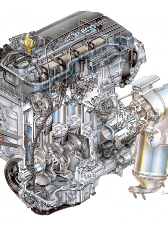 New Family Of Ecotec Engines Coming To Chevy Cruze