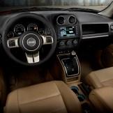 2015 Jeep Patriot Dashboard