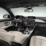 2016 BMW 4 Series Driver's Seat