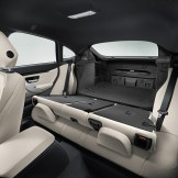 2016 BMW 4 Series Seats folded completely flat