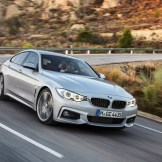 2016 BMW 4 Series highway