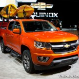 Chevrolet Colorado Exterior 3
