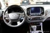 Chevrolet Colorado Interior Steering Wheel