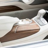 Hyundai Vision G Coupe Concept shifter