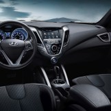 2016 Hyundai Veloster Overview dashboard
