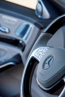 2016 Mercedes-Maybach S600 Sedan