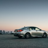2016 Lexus ES Exterior