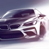2016 BMW M2 Concept