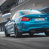 2016 BMW M2 Exterior