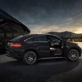 2016 Mercedes-Benz GLE-Class Coupe Exterior