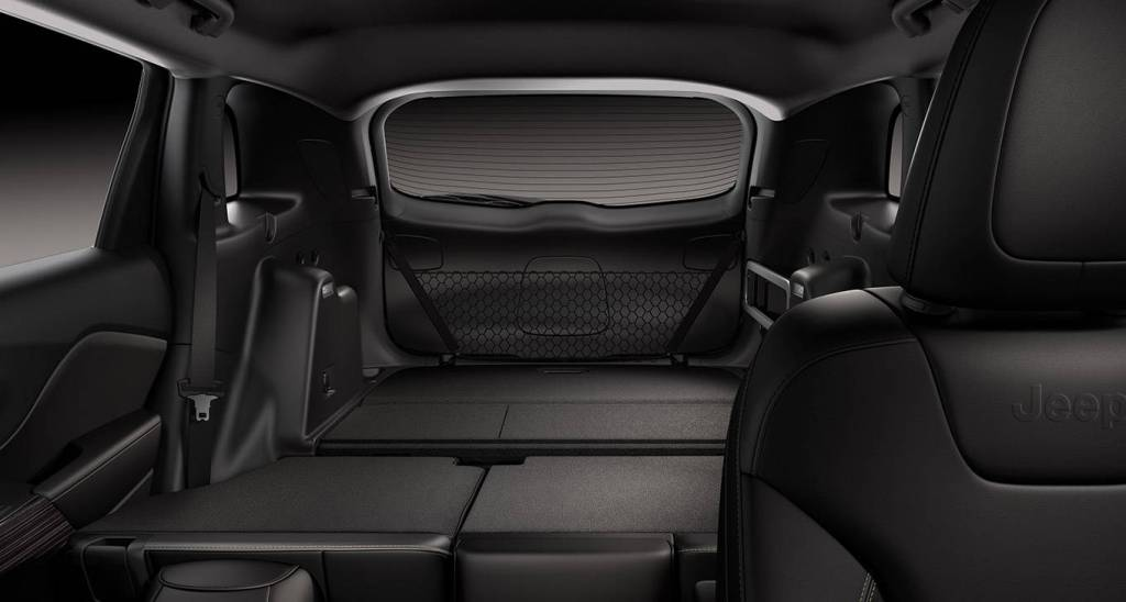 2016 Jeep Cherokee Folding Back Seats The News Wheel