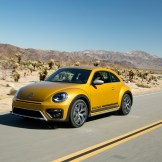 2016 Beetle Dune LA Auto Show VW