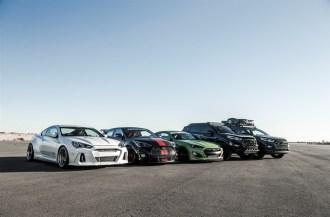 Image Photo Gallery of Hyundai SEMA vehicles 2015