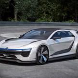 Plug-in Hybrid VW Golf GTE Sport