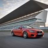 2016 BMW M6 Exterior