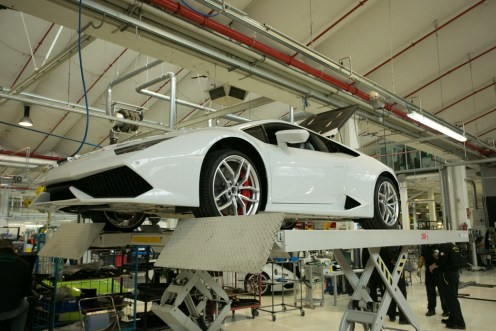 Smithsonian Channel Supercar Superbuild show preview Lambo 1
