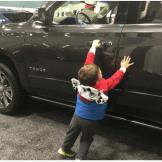 dayton auto show trucks