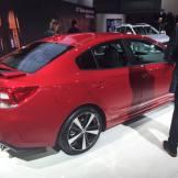 2017 Subaru Impreza Sedan