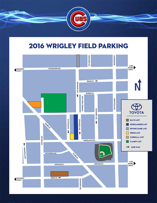 Field Field Left Board Wrigley