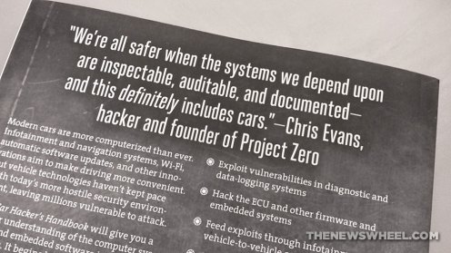 The Car Hacker's Handbook by Craig Smith book review synopsis
