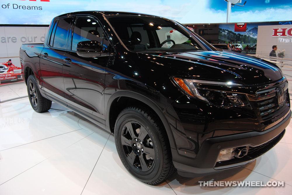 2017 Honda Ridgeline Overview The News Wheel