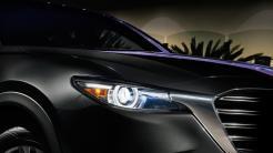 2016 CX-9 headlight