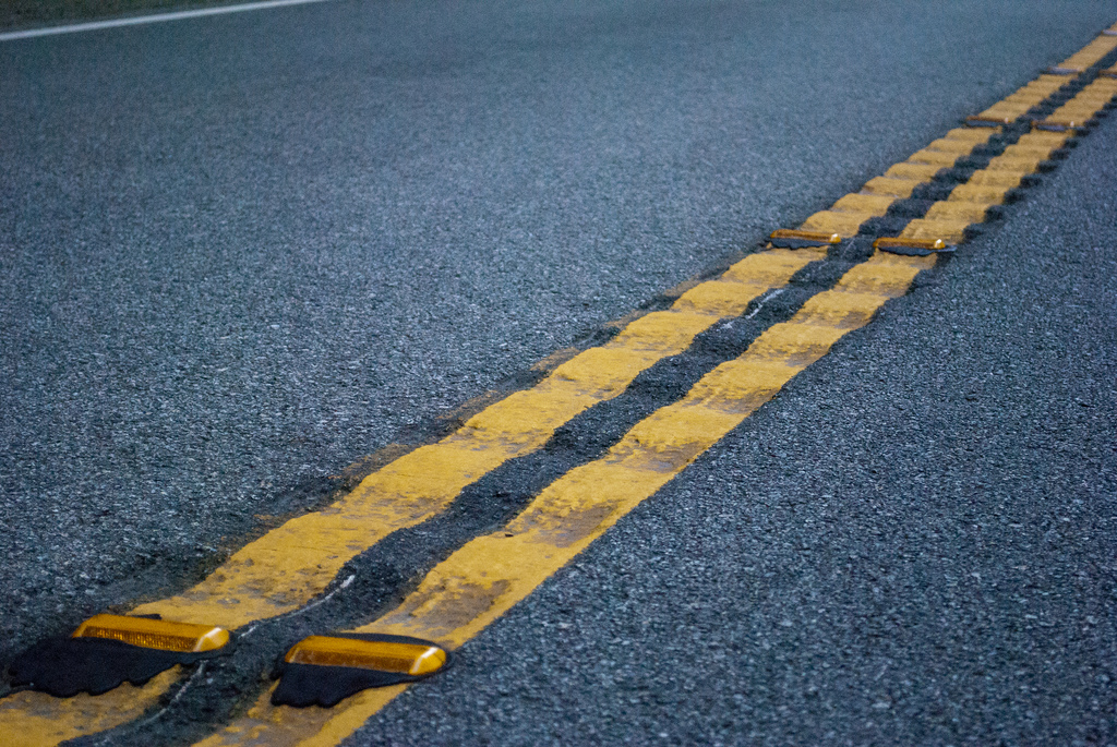 Do Speed Bumps And Rumble Strips Damage Cars The News Wheel