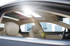 2017 Genesis G80 Overview luxury car sunroof