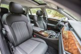 2017 Genesis G90 model overview car front seats