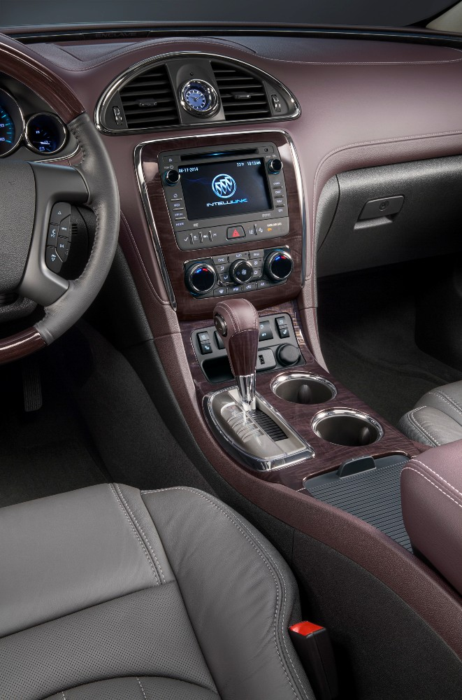 2017 Buick Enclave Interior The News Wheel