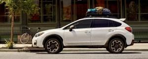 2017 Subaru Crosstrek exterior body design