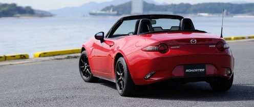 Classic Red MX-5