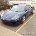 Absolute Fitness owner Mike Moorman went from owning an '86 Buick to driving a 2000 Ferrari 360