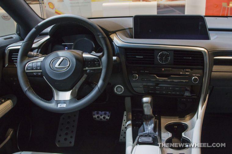 2017 Lexus RX Overview The News Wheel