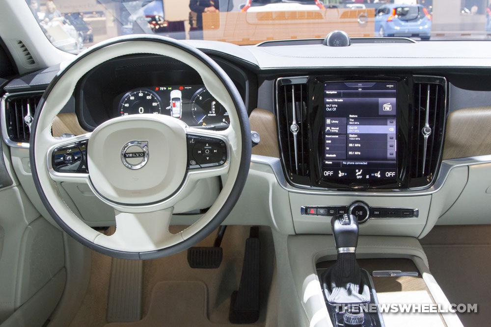 2018 Volvo V90 Wagon Overview The News Wheel