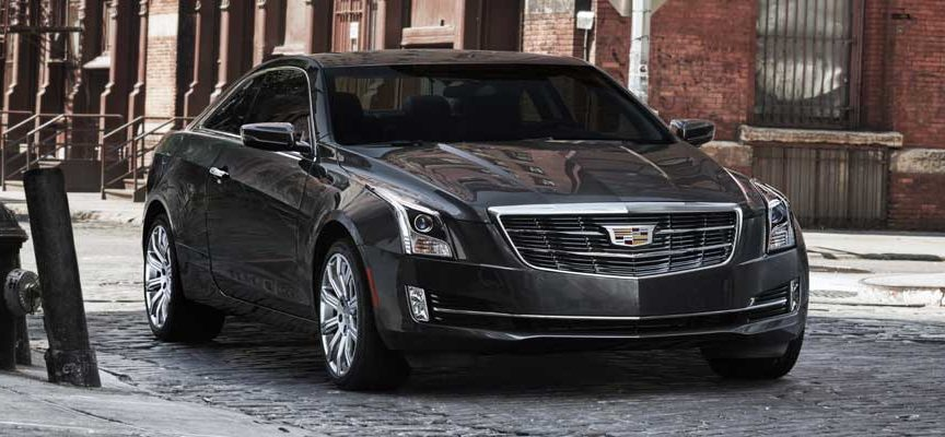 2018 Cadillac Ats Coupe Overview The News Wheel