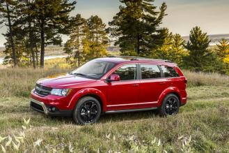 2018 Dodge Journey ext 1