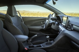 2019 Hyundai Veloster N performance division hatchback specs cabin seats