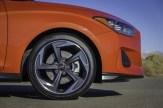 2019 Hyundai Veloster hatchback car redesign generation wheel tire