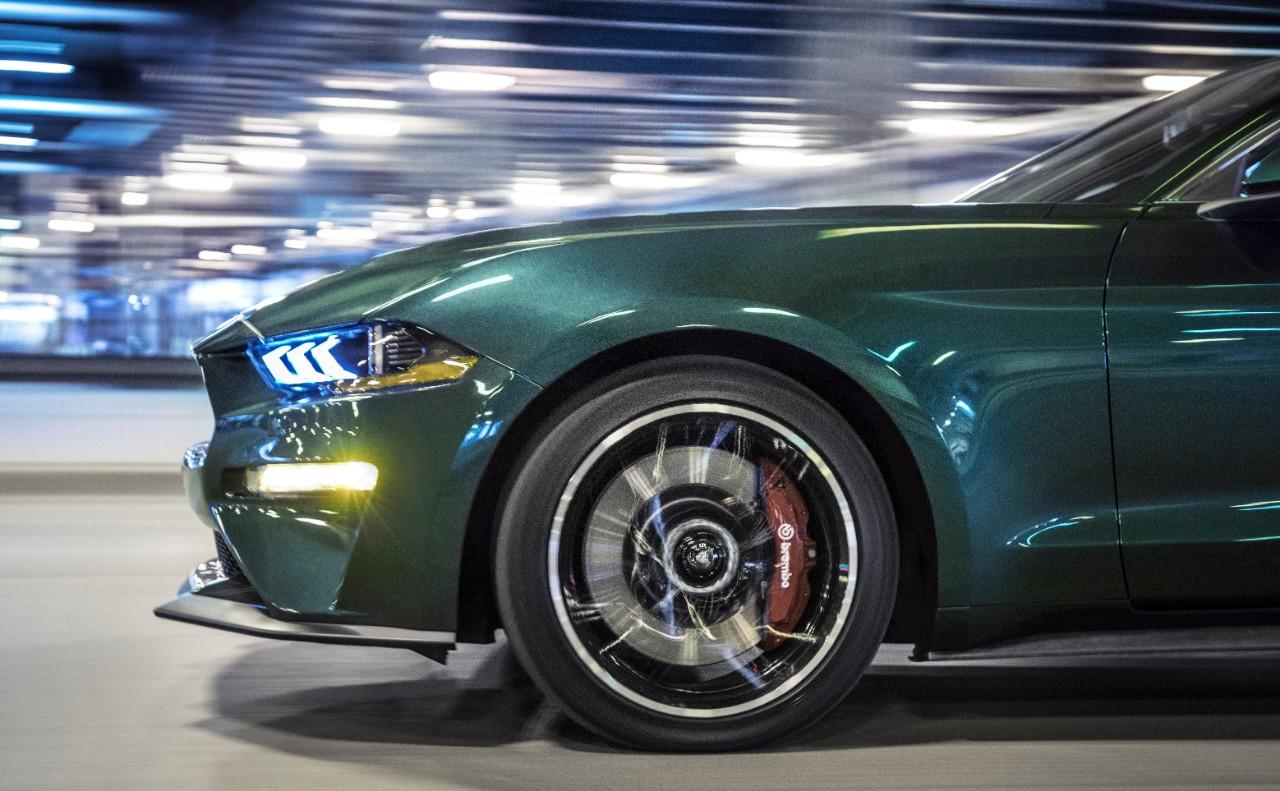 480 Horsepower 2019 Ford Mustang Bullitt Gets 46595